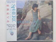 "New ""Sphere"" Megumi Hayashibara J-Pop Song Music CD Album 13-Track OBI Strip"