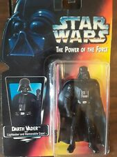 Kenner Darth Vader POTF Long Saber Action Figure 1995 Vintage The Power Of The