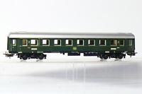 Märklin 4037 H0  4-achsiger D-Zug-Wagen B4ü 2.Kl.der DB, Blech, sehr gut in OVP