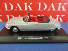 Die cast 1/43 Modellino Auto Citroen DS 21 Cabriolet 1970