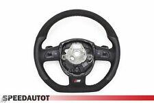 Échange S-LINE Aplati Volant Multifonction Cuir Audi A3, A4, A5, A6, A7 Q5 Alc