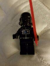 Lego Star Wars  Black DEATH  STORM TROOPER Mini figures