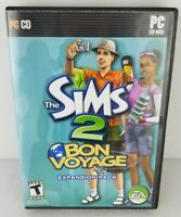 The Sims 2 Bon Voyage PC CD Rom Expansion Pack Free Shipping
