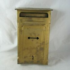 New in pa Great Value by Fulton Corp Single Item Part 420 Iron Mail Box Post
