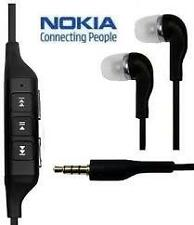 Nokia  WH701 Stereo Handsfree Headset for Nokia Mobile Phones OEM Pack.