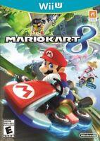 Mario Kart 8 Nintendo Wii U Game