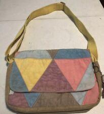 Kipling Messenger Bag Shoulder Purse Soring Colors Womens Bag aa52