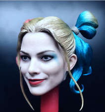 "1:6 female Joker prison uniform ver. head Sculpt Fit 12""  Figure Body"