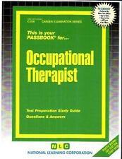 Occupational Therapist (Career Examination Passbooks)