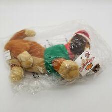 Denny's 1998 All Dogs Christmas Carol  Itchy Bean Bag Christmas   New Sealed