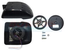 12V Basso profilo compatto alimentati Ventola motorizzata tetto Air Vent Camper Van Per Cani