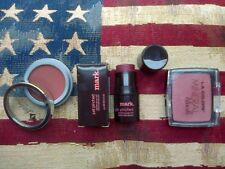 3pc blush set: L.A. Colors in Dusty Rose, Jordana in Cocoa & Mark. in Berry