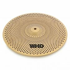 More details for whd low volume 14'' hi-hat cymbals gold