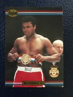 MUHAMMAD ALI ~ 1991 Ringlords #40   w/Top Loader