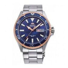 ORIENT MAKO Kamasu RA-AA0007A Blue Coral Limited Edition Oyster MADE IN JAPAN