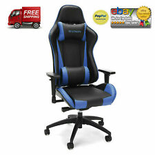 Respawn 105 Racing Style Gaming Computer Chair, Blue (RSP-105) *BEST DEALS*