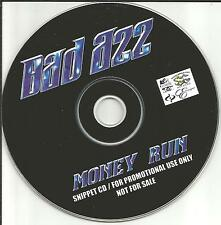Dogg Pound BAD AZZ Money run LIMITED 7 MINUTE Snippet SAMPLER PROMO CD single