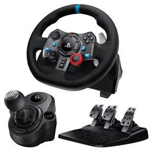 logitech g29 Racing Wheel and Shifter