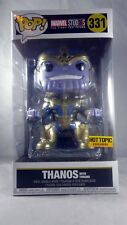 Funko Pop Marvel 331 Thanos with Throne Hot Topic Exclusive
