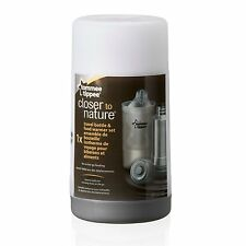 Tommee Tippee Closer to Nature Travel Bottle & Food Warmer - Free Shipping - NWT