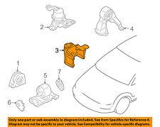 MITSUBISHI OEM 02-07 Lancer ENGINE-Side Mount Bracket MD374652