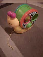Babyspielzeug Schnecke
