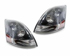 VOLVO VN 730 780 2009 2010 2011 2012 PAIR SET HEADLIGHT HEAD LAMPS FRONT LIGHTS