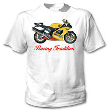 APRILIA RSV 1000 R 2003 Ispirato-NUOVO Amazing Graphic T-Shirt S-M-L-XL - XXL