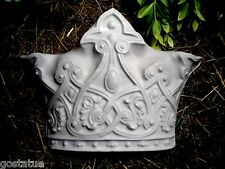 Crown plastic mold cement concrete plaster mould see other crown molds too