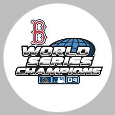 GOLF 2004 Boston Red Sox World Series Champs Ball Marker/w Magnet Hat Clip New!!