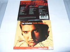 THE ESSENTIAL ELVIS PRESLEY-LIMITED EDITION 3 CD-DIGIPAK-New & sealed
