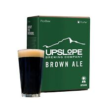 PicoBrew Upslope Brewing Company Brown Ale Home Brewing Craft Beer Kit PicoPak