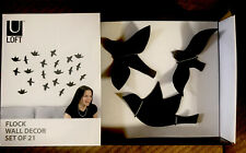 Umbra Wall Display Chrysalis Wall Decoration Wall Sticker Wall Print Black Wall