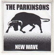 (GD502) The Parkinsons, New Wave - 2004 DJ CD
