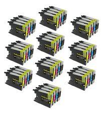 40 NON-OEM INK CARTRIDGE BROTHER LC-75 LC-71 MFC-J6510DW MFC-J6710DW	MFC-J6910DW