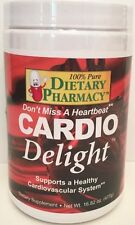 Cardio Heart Health L Arginine 5000mg L Citrulline 1000mg CoQ10 16.82 oz Powder