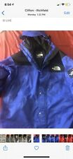 The North Face x Nordstrom Jacquard Mountain Jacket Mens XL Dark Blue Or Purple