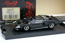 Bang 1/43 - Ford GT40 MKII Stradale Noire