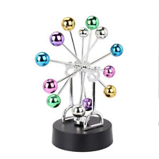 Electronic Perpetual Motion Color ball Ferris wheel Physics Science Toy UK