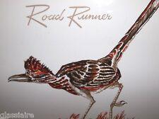 """Vintage Phyliss Howard Art Tile Trivet ROADRUNNER 6"""""""