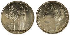 100 LIRE 1981 MINERVA REPUBBLICA ITALIANA ITALY Fdc Unc (da rotolino) £18