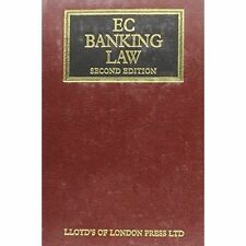 Ec Banking Law (Lloyd's Commercial Law Library) by Dassesse, Marc