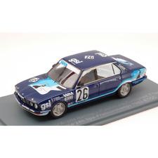 BMW 528 Gr.A N.26 2nd ETCC SPA 1982 JARIER-TRINTIGNANT-TASSIN 1:43 Die Cast