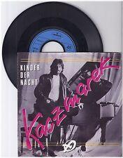 "Kaczmarek, Kinder der Nacht, A/VG,  7"" Single 0999-39"