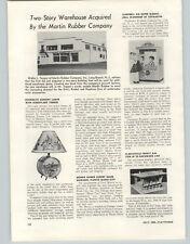 1956 PAPER AD Econolite Disneyland Theme Nursery Lamp Article Fantasyland Drum