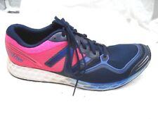 New Balance Zante navy blue pink running mens tennis  athletic shoes sz 14D 2014