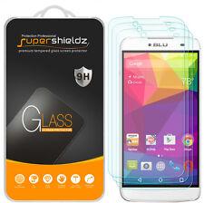 3X Supershieldz Blu Dash X Plus Tempered Glass Screen Protector Saver
