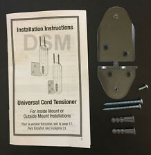Qty 2 for price of 1 Hunter Douglas Universal Cord Tensioner Mounting Bracket