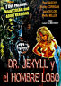 Paul Naschy DR JEKYLL AND THE WOLFMAN (1971) 2 disc Pkg DVD in English NTSC NEW