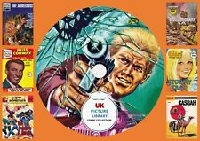 UK Picture Library Comics Collection 1 On DVD Rom